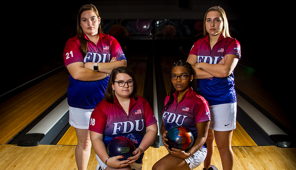 No 9 Womens Bowling Goes To Wisconsin This Weekend Fairleigh